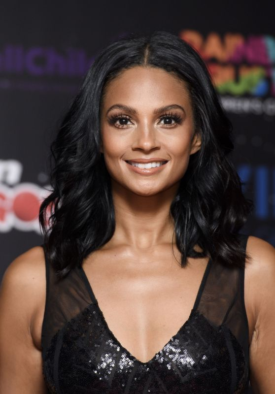 Alesha Dixon - An Evening With The Stars in London 11/08/2017