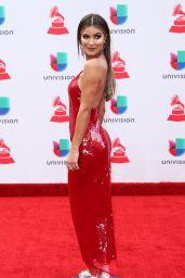 Aleska Catellano – Latin Grammy Awards 2017 Las Vegas