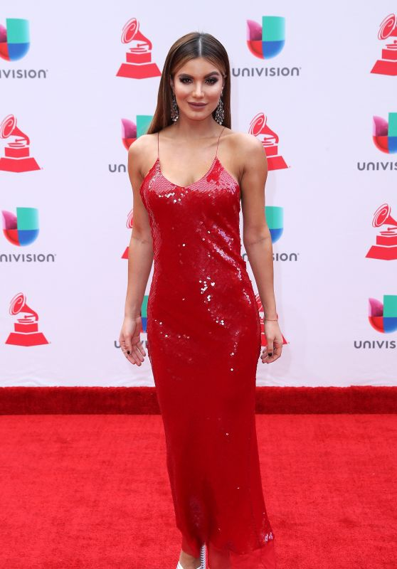 Aleska Catellano – Latin Grammy Awards 2017 Las Vegas