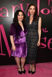"Alex Borstein – ""The Marvelous Mrs. Maisel"" TV Series Premiere in New York"