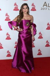 Alexandra Olavarria – Latin Recording Academy Person of the Year in Las Vegas 11/15/2017