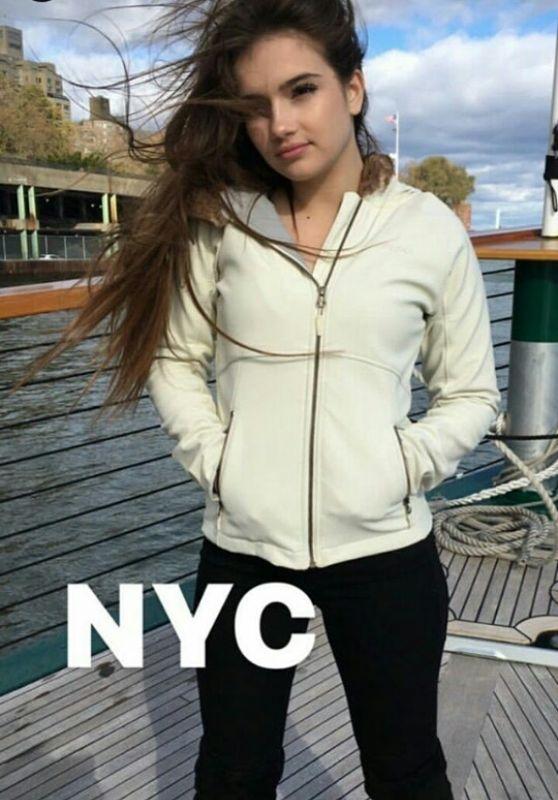 Alexis Jayde Burnett - Social Media 11/21/2017