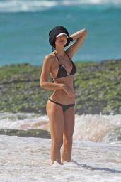 Alexis Ren in a Tiny Bikini in Hawaii 11/10/2017