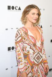 Ali Larter – MOCA Distinguished Women in the Arts Luncheon in Los Angeles