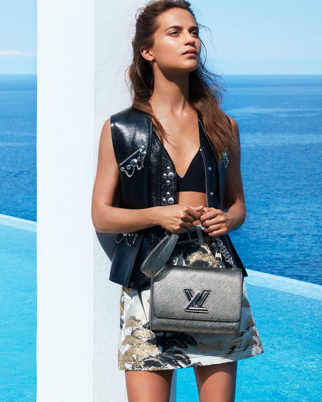 Alicia Vikander Louis Vuitton S Quot The Spirit Of Travel