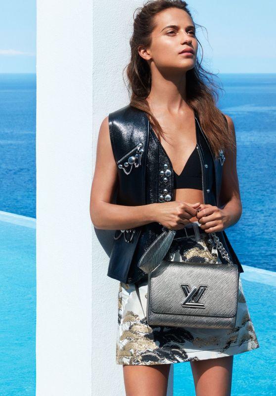 Alicia Vikander - Louis Vuitton
