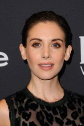 Alison Brie – HFPA and InStyle Celebrate Golden Globe Season in Los Angeles 11/15/2017