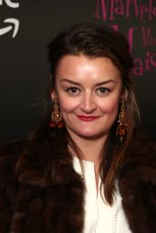 """Alison Wright – """"The Marvelous Mrs. Maisel"""" TV Series Premiere in New York"""