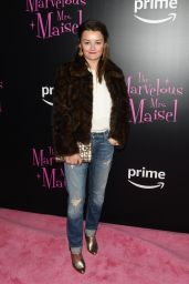 "Alison Wright – ""The Marvelous Mrs. Maisel"" TV Series Premiere in New York"
