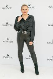 Alli Simpson - Swarovski Collection Launch in Sydney 11/24/2017