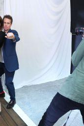 """Allison Janney – """"Actors on Actors"""" Studio in Los Angeles 11/11/2017"""