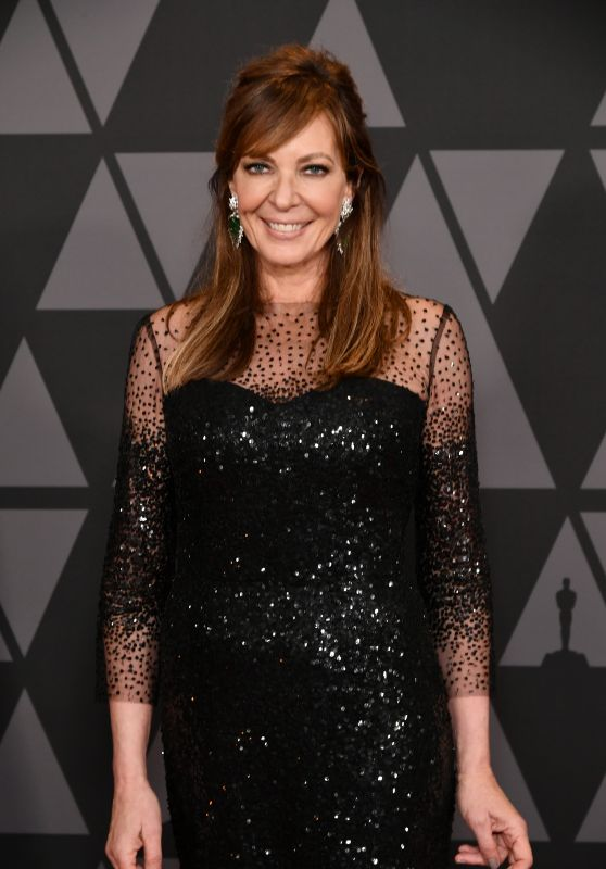 Allison Janney – Governors Awards 2017 in Hollywood