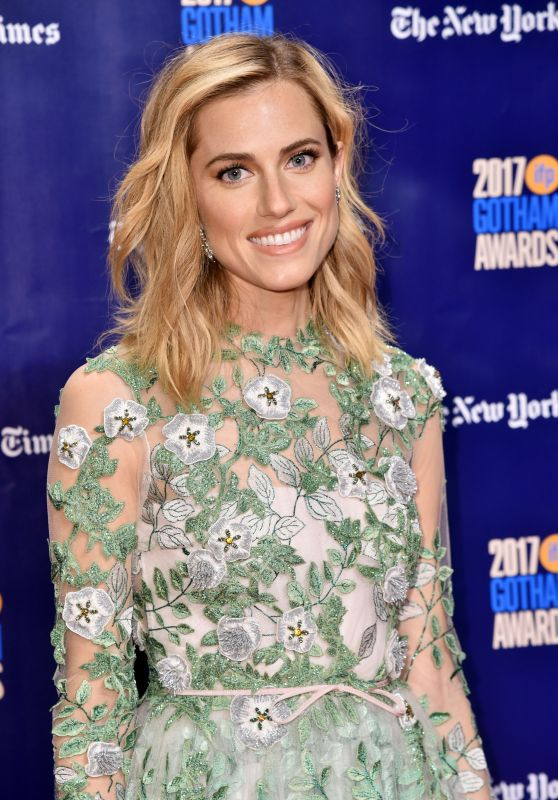 Allison Williams – Gotham Independent Film Awards 2017 in New York