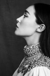 Alycia Debnam Carey - Monrowe Magazine Photoshoot 2017