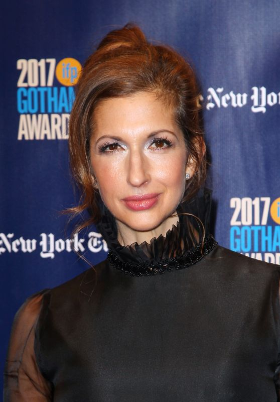 Alysia Reiner – Gotham Independent Film Awards 2017 Red Carpet