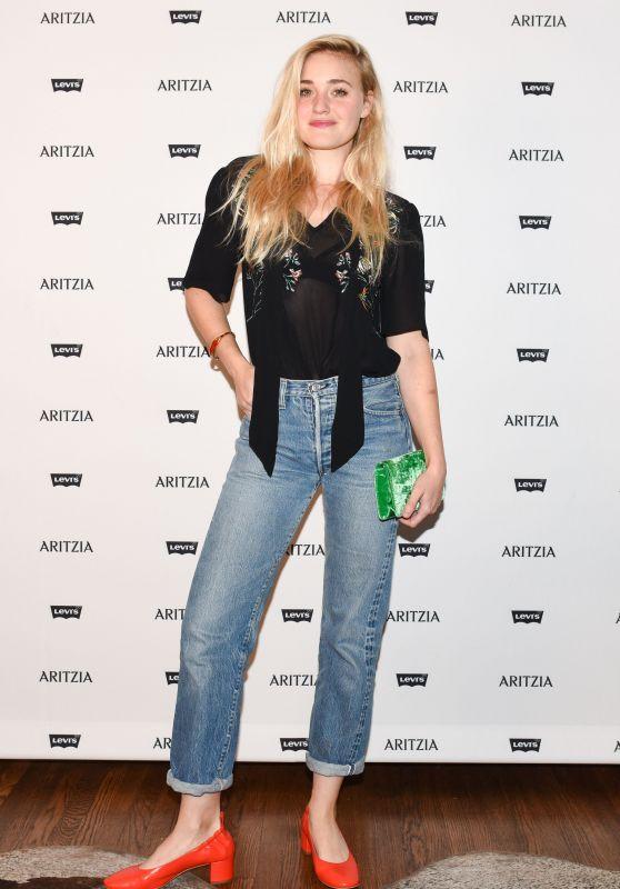 Amanda AJ Michalka – Levi's by Aritzia Collection Launch in Los Angeles