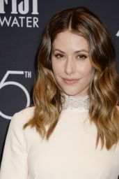 Amanda Crew – HFPA and InStyle Celebrate Golden Globe Season in Los Angeles 11/15/2017