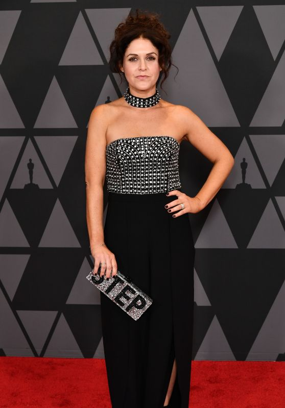 Amanda Lipitz – Governors Awards 2017 in Hollywood