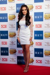 Amber Davies – Beauty Awards With OK! in London