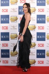 Amber Dowding – Beauty Awards With OK! in London