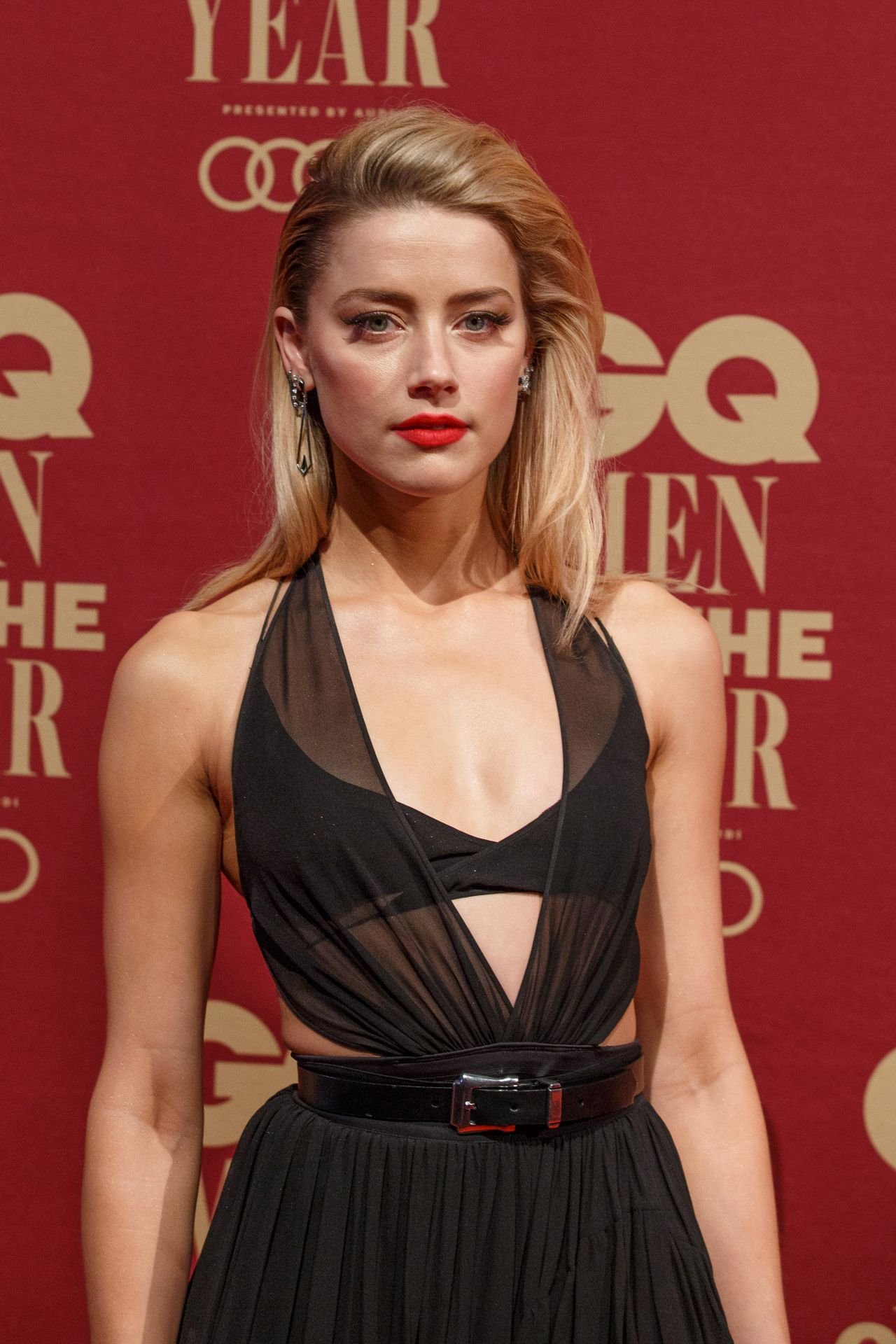 Amber Heard – 2017 GQ Men Of The Year Awards in Sydney