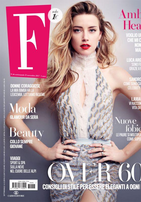 Amber Heard - F Magazine No46 Cover