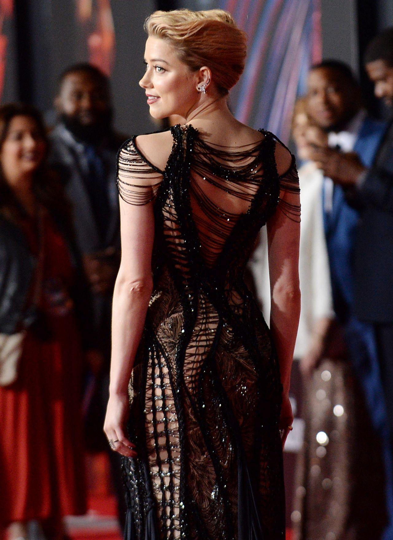 Amber Heard Fashion Magazine