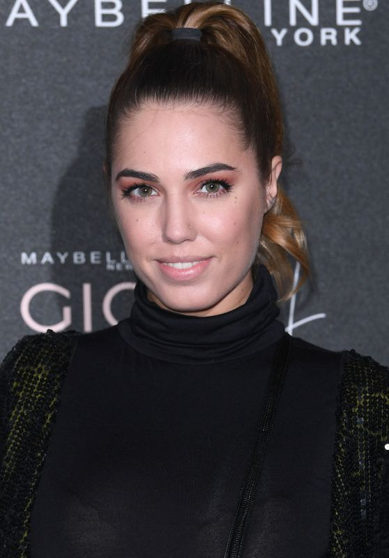 Amber Le Bon - Gigi Hadid X Maybelline Party in London