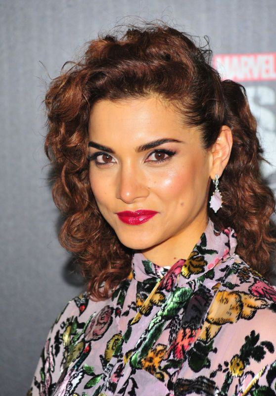 """Amber Rose Revah – """"Marvel's The Punisher"""" Premiere in New York"""