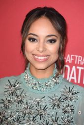 Amber Stevens West – SAG-AFTRA Foundation Patron of the Artists Awards in Beverly Hills 11/09/2017