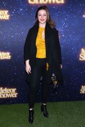 Amber Tamblyn - Opening Night for Meteor Shower in NY