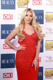 Amber Turner – Beauty Awards With OK! in London
