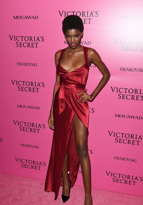 Amilna Estevao – Victoria's Secret Fashion Show After Party in Shanghai 11/20/2017