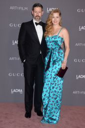 Amy Adams – 2017 LACMA Art and Film Gala in Los Angeles