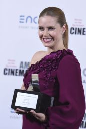 Amy Adams – American Cinematheque Award 2017 in Beverly Hills