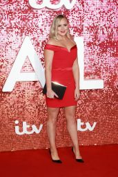 Amy Walsh – ITV Gala Ball in London 11/09/2017