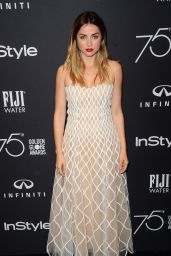 Ana de Armas – HFPA and InStyle Celebrate Golden Globe Season in Los Angeles 11/15/2017