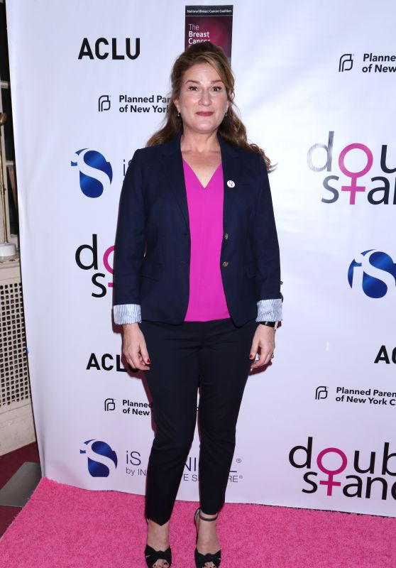 Ana Gasteyer – Double Standards Concert in New York 11/12/2017