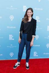 Analeigh Tipton – Rising Star Showcase, Napa Valley Film Festival 2017