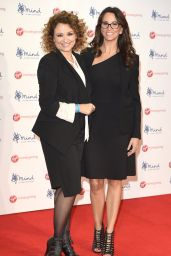 Andrea McLean and Nadia Sawalha – Virgin Money Giving Mind Media Awards 2017 in London