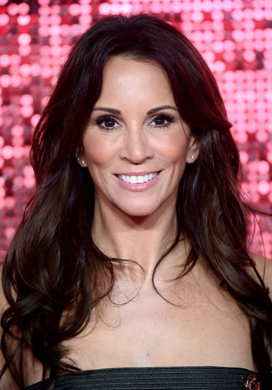 Andrea McLean – ITV Gala Ball in London 11/09/2017