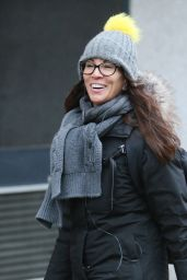Andrea McLean - itv Studios in London 11/21/2017