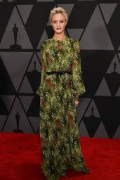Andrea Riseborough – Governors Awards 2017 in Hollywood