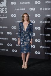 Angela Cremontea – GQ 2017 Men of the Year Awards in Madrid