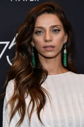 Angela Sarafyan – HFPA and InStyle Celebrate Golden Globe Season in Los Angeles 11/15/2017