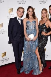 Anna Passey and Amanda Clapham - Royal Television Society Awards 2017 in Manchester