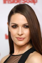 Anna Passey at Inside Soap Awards 2017 in London