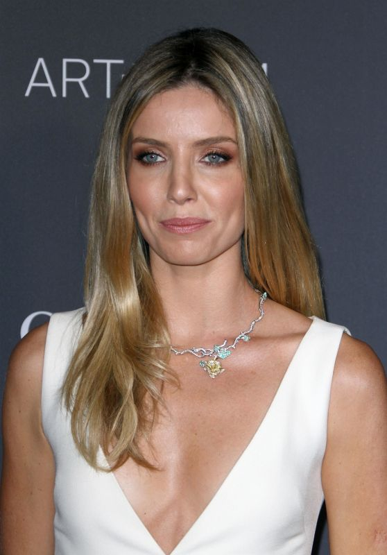 Annabelle Wallis – 2017 LACMA Art and Film Gala in Los Angeles