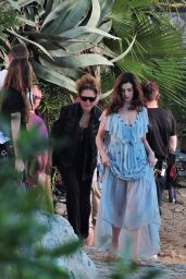 "Anne Hathaway - ""Nasty Women""Set in Mallorca, October 2017"