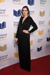 Anne Hathaway - National Book Awards 2017 in New York City